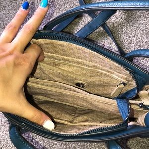 Charming Charlie Bags - Charming Charlie turquoise purse
